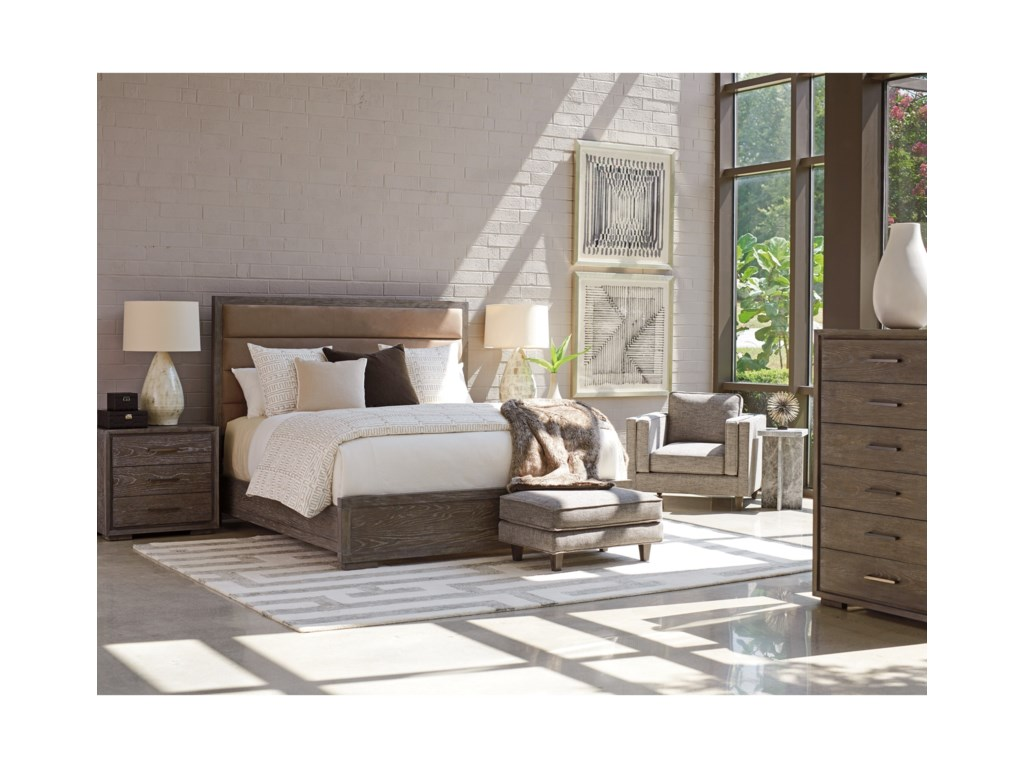 Lexington SantanaQueen Bedroom Group