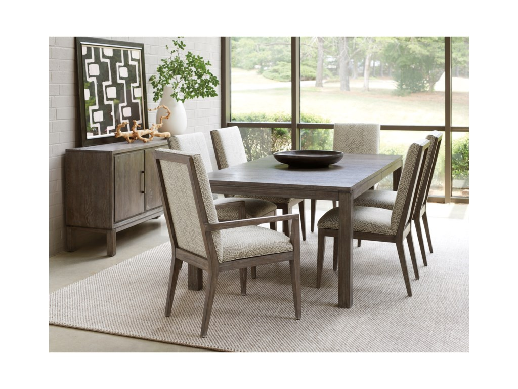 Lexington SantanaMarin Rectangular Dining Table
