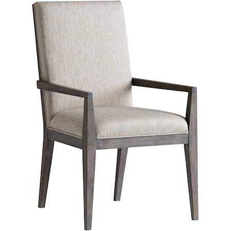 Bodega Upholstered Arm Chair