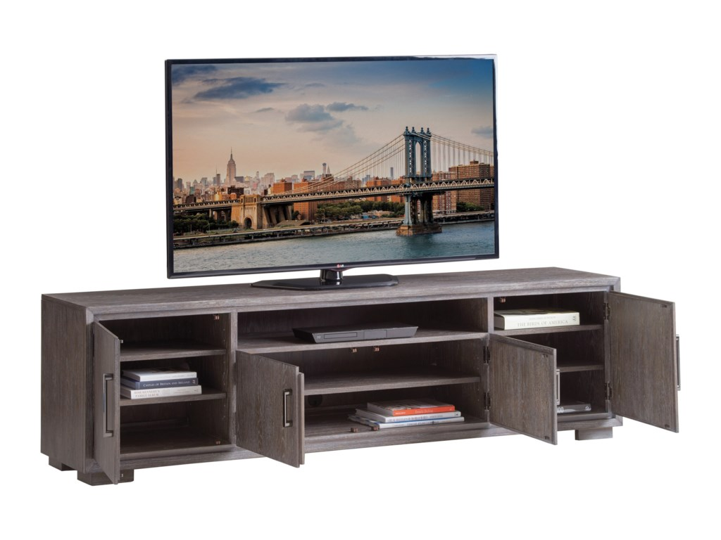 Lexington SantanaMadrona Media Console