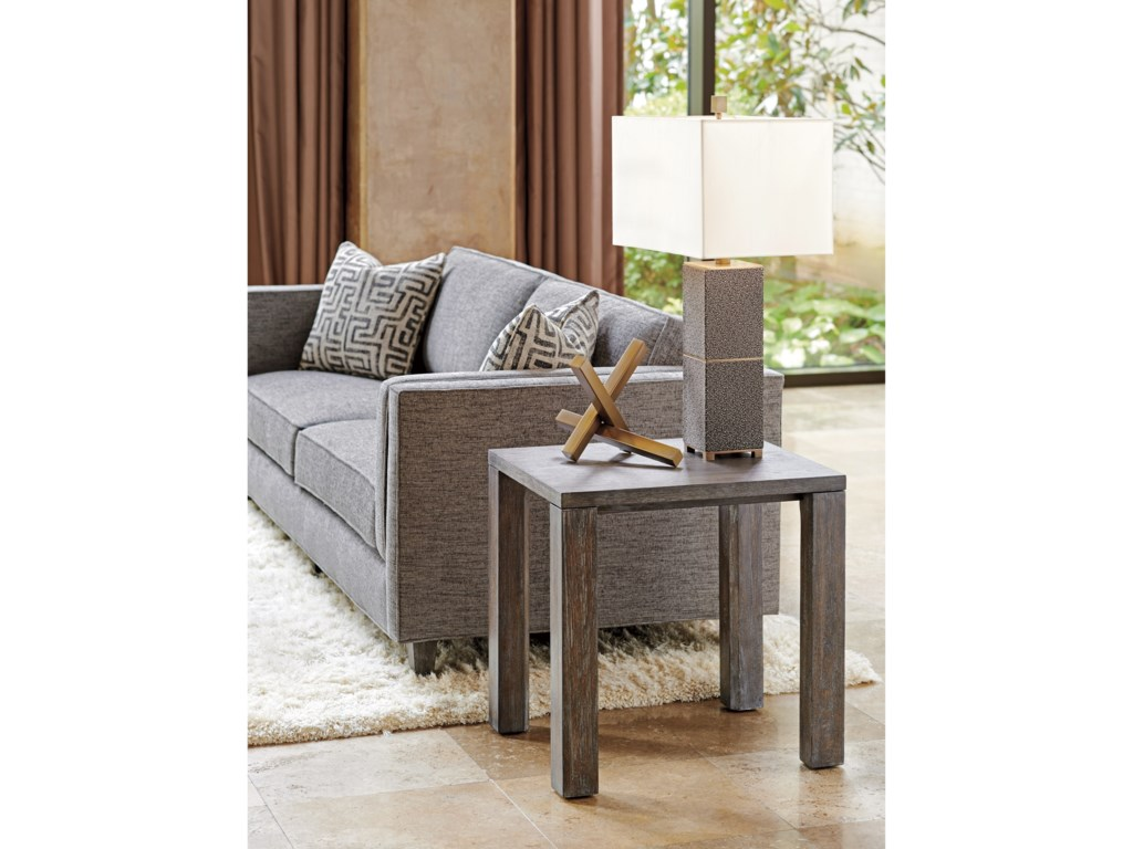 Lexington SantanaImpulse Rectangular End Table