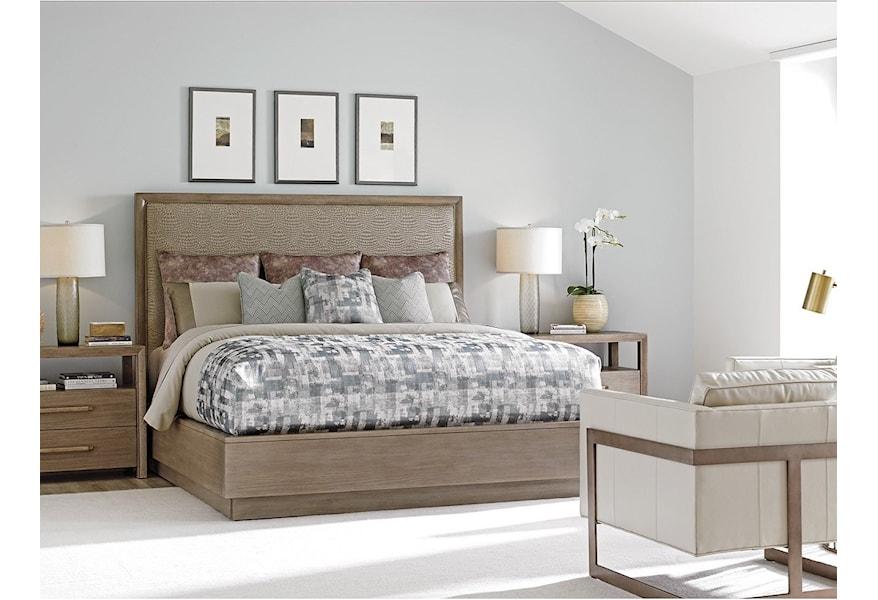 Lexington Shadow Play Queen Bedroom Group Hudson S Furniture Bedroom Groups