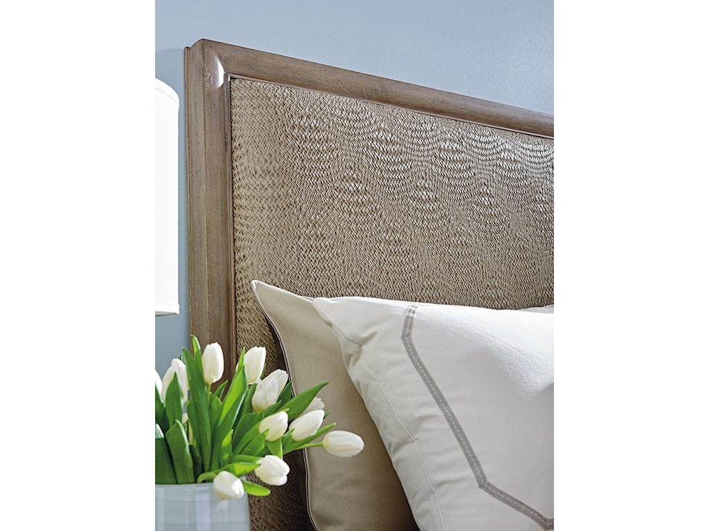 Lexington Shadow PlayUptown Panel Bed Headboard 6/0 Cali King
