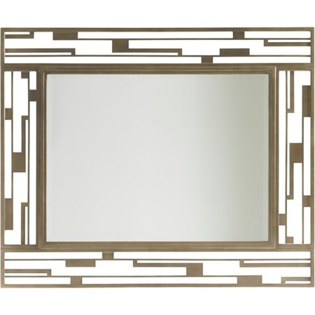 Studio Metal Mirror