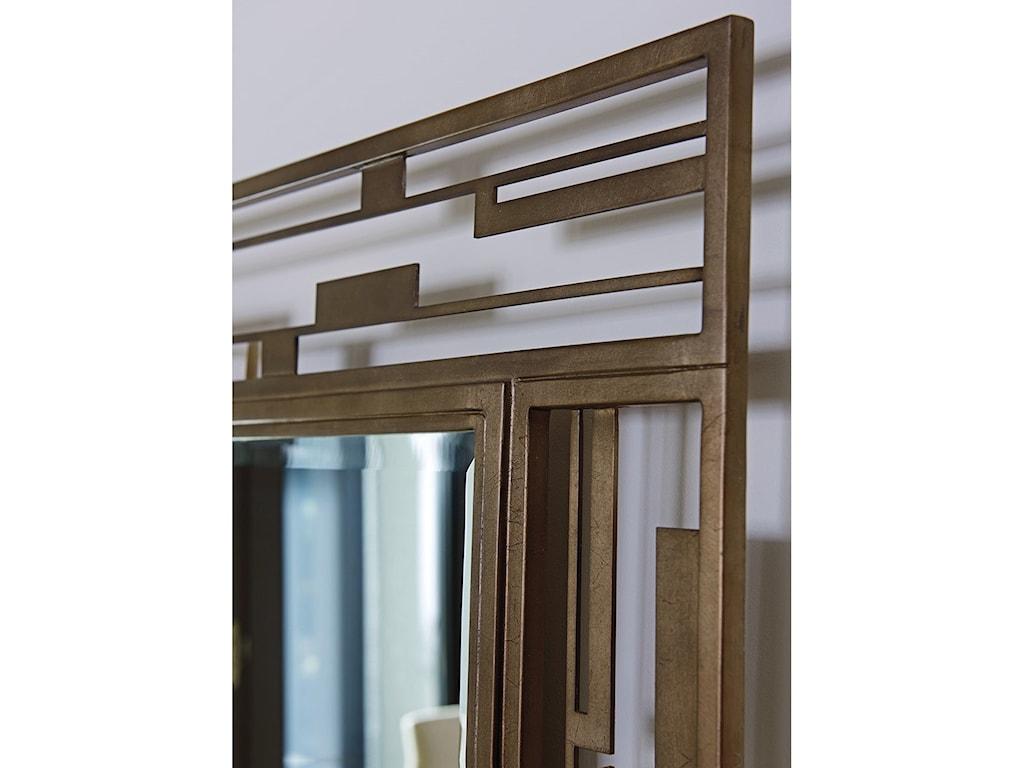 Lexington Shadow PlaySoiree Dresser & Studio Mirror Set