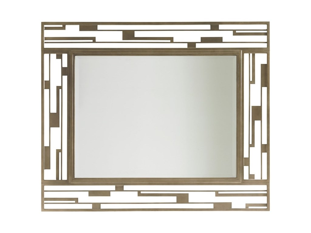 Lexington Shadow PlaySoiree Dresser & Studio Mirror Set