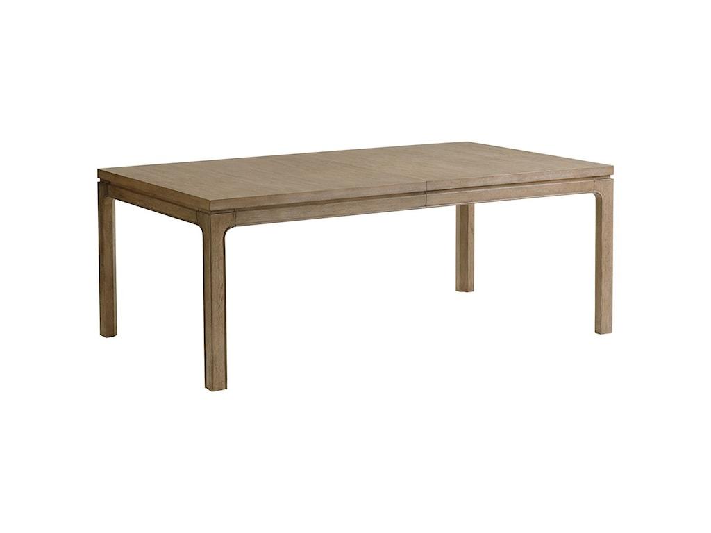 Lexington Shadow PlayConcorde Rectangular Dining Table