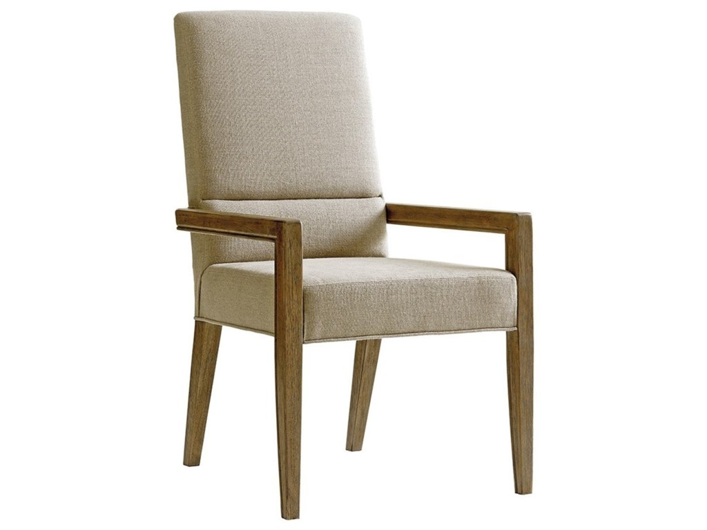 Lexington Shadow PlayMetro Arm Chair Married Fabric