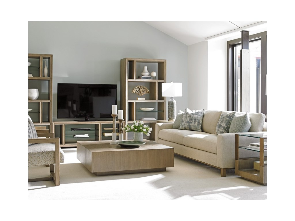 Lexington Shadow PlaySpotlight Wall Unit