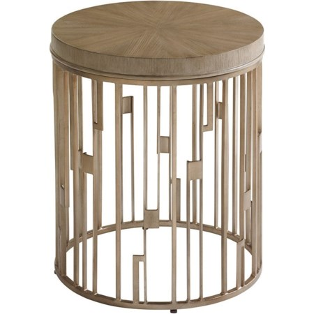 Studio Accent Table