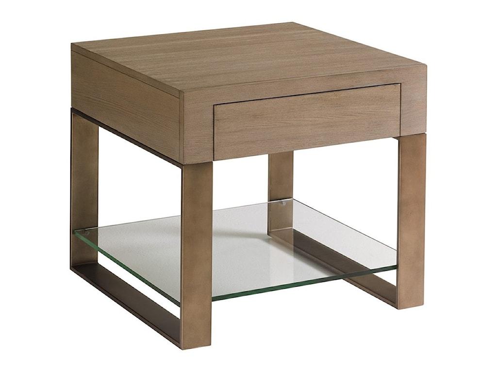 Lexington Shadow PlayEmpire Square End Table