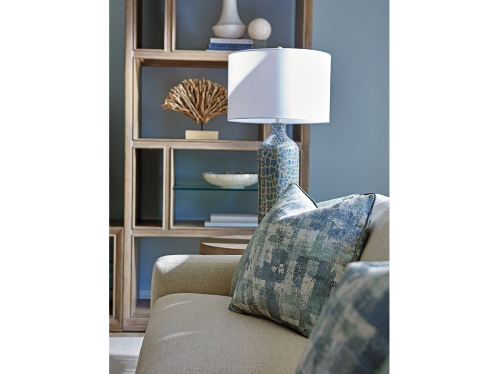 Lexington Shadow PlayWindsor Open Bookcase
