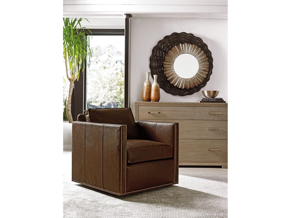 Lexington Shadow PlayHinsdale Swivel Chair
