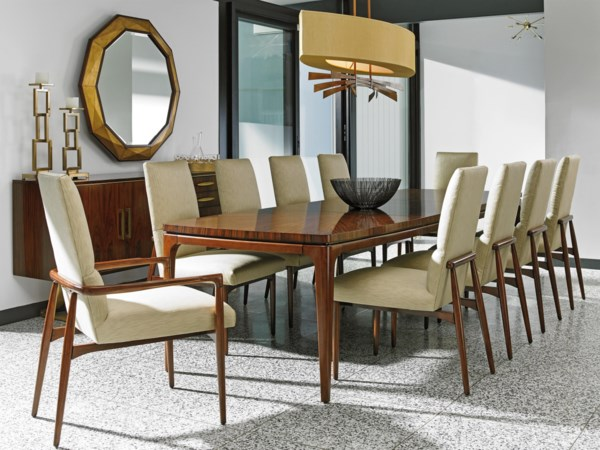 Lexington TAKE FIVE Formal Dining Room Group