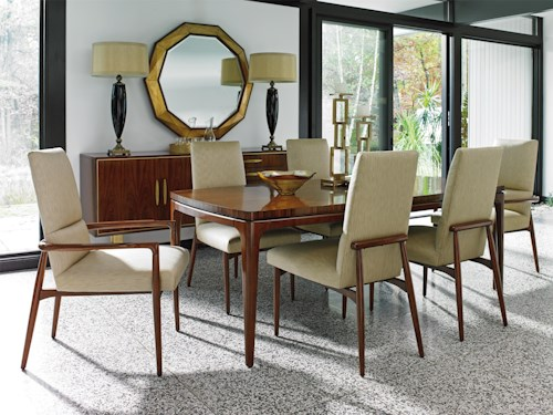 Lexington TAKE FIVE Formal Dining Room Group | Lindy\'s Furniture ...