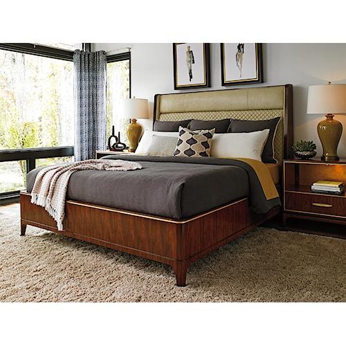 Lexington TAKE FIVE Queen Bedroom Group
