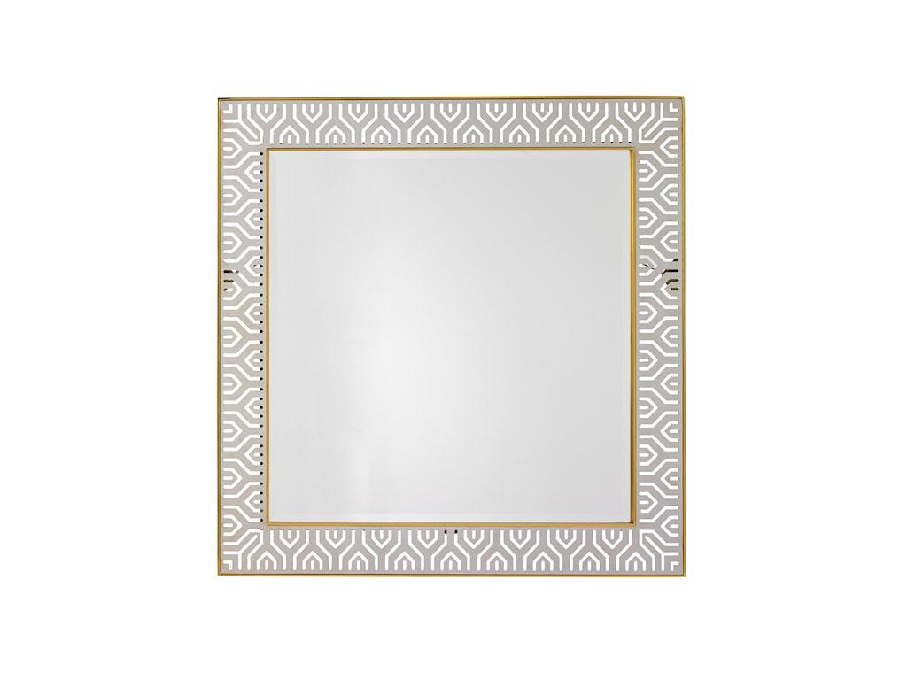 Lexington TAKE FIVETribeca Square Mirror