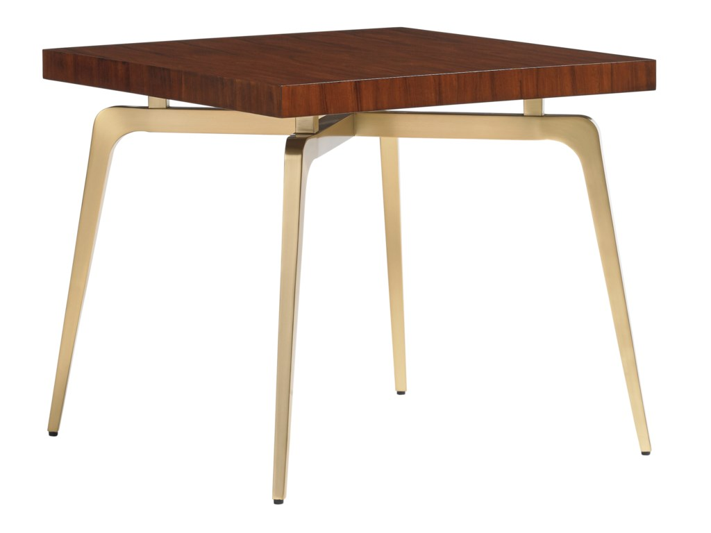 Lexington TAKE FIVEAllegro Square Lamp Table