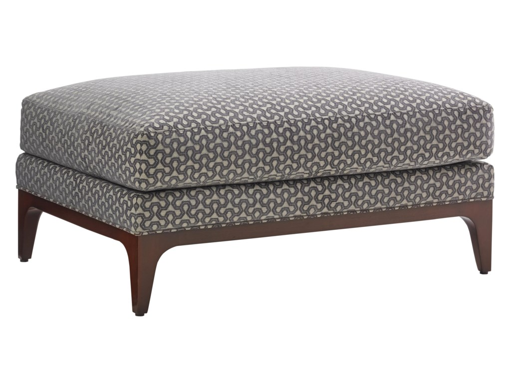 Lexington TAKE FIVEGreenstone Ottoman