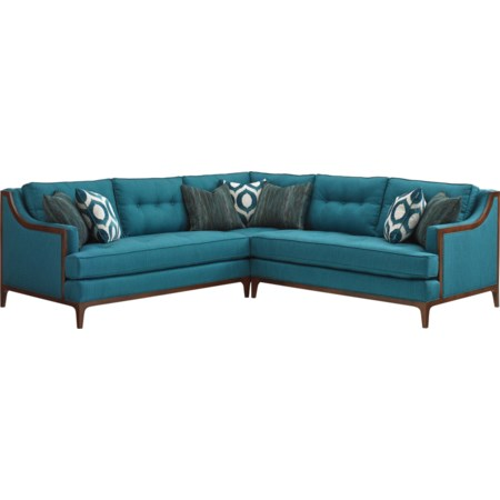 Barclay Sectional Sofa