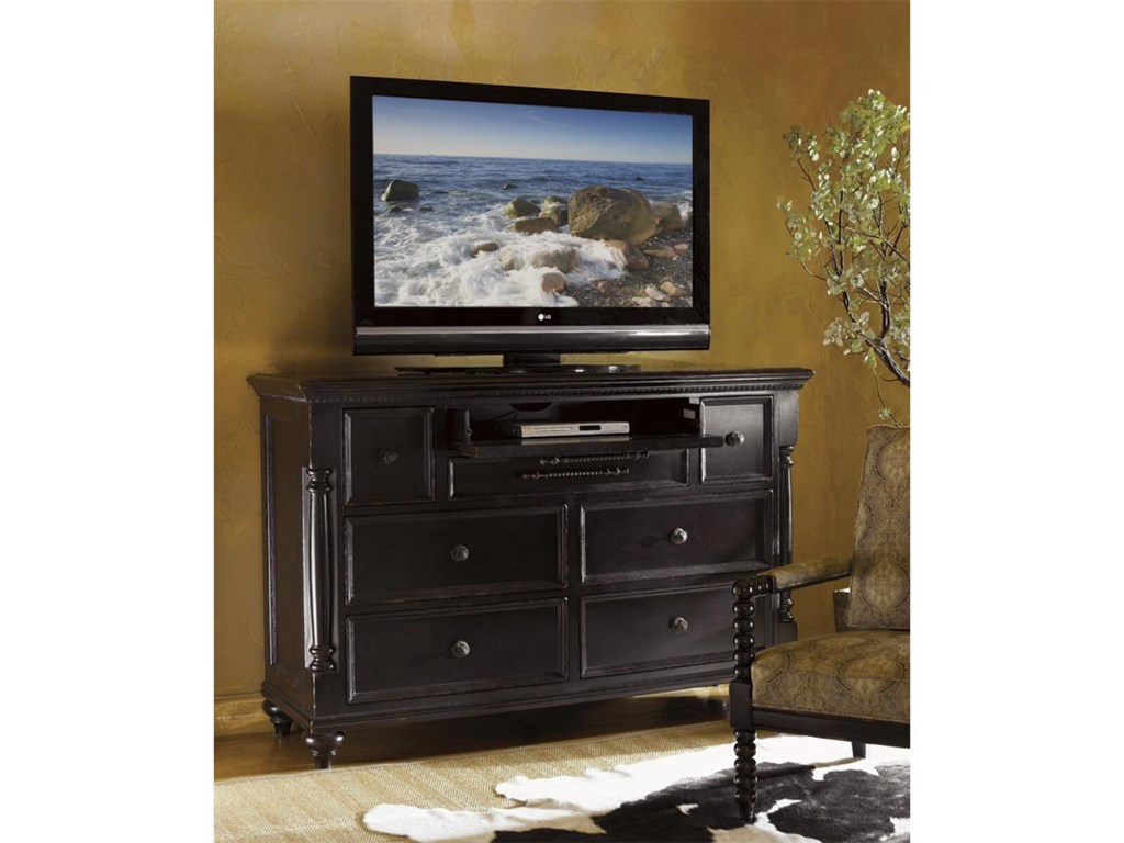 Tommy Bahama Home KingstownStony Point Triple Dresser