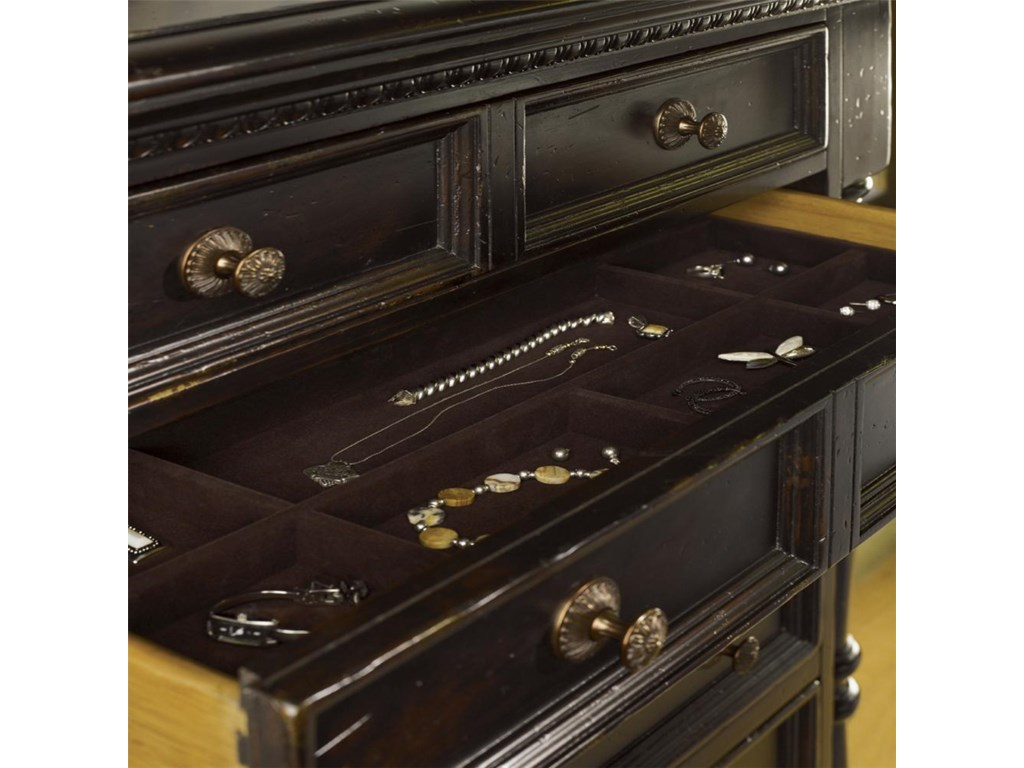 Tommy Bahama Home KingstownStony Point Chest
