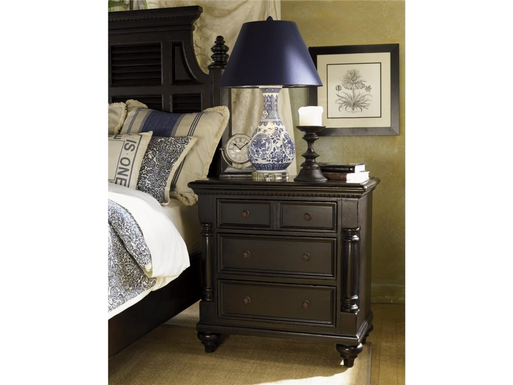 Tommy Bahama Home KingstownStony Point Night Stand