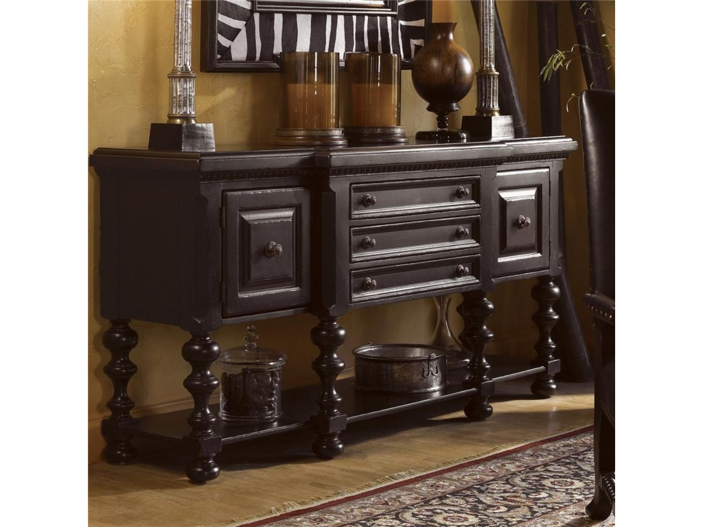 Tommy Bahama Home KingstownRegiment Huntboard