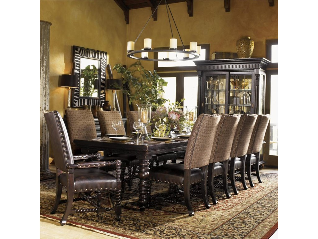 Tommy Bahama Home Kingstownpembroke Dining Set