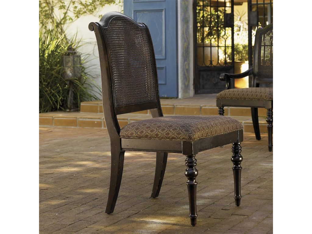Tommy Bahama Home KingstownIsla Verde Side Chair