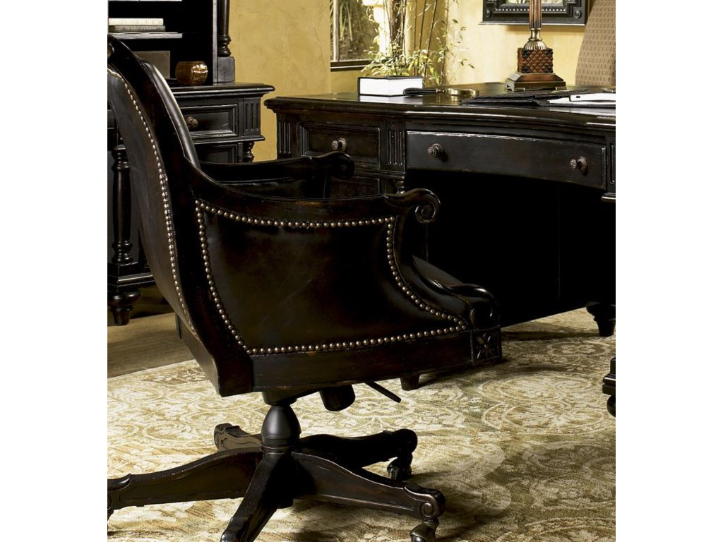 Shown with Admiralty Executive Desk