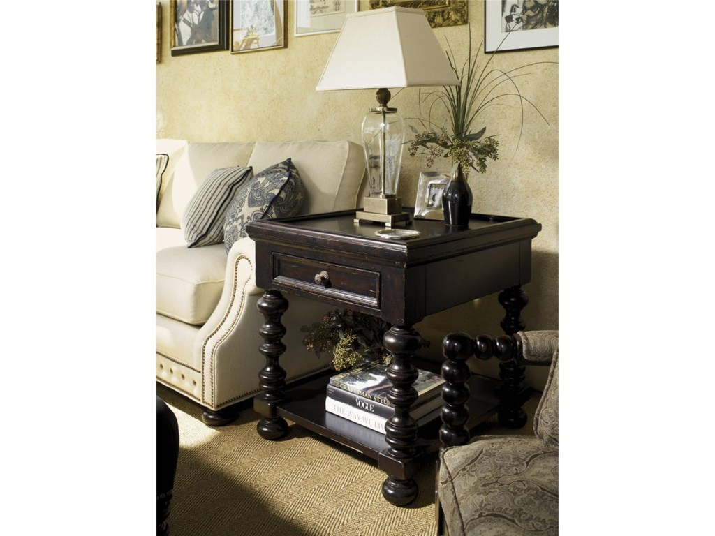 Tommy Bahama Home KingstownExplorer End Table