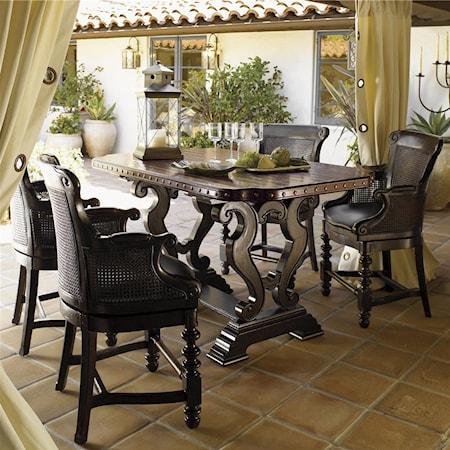 Sienna Bistro Table Set
