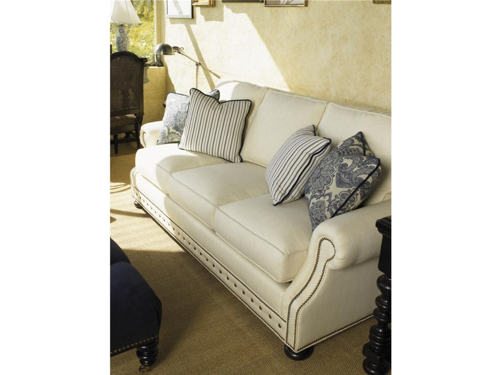 Tommy Bahama Home KingstownOsbourne Sofa
