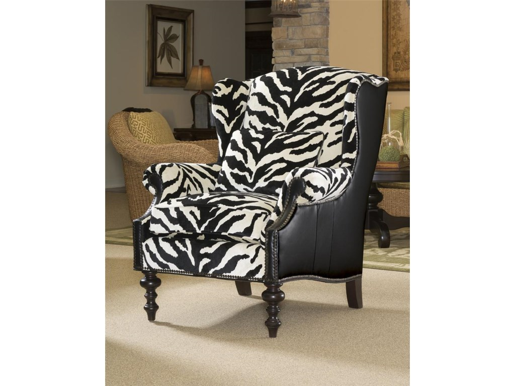 Tommy Bahama Home KingstownWells Wing Chair