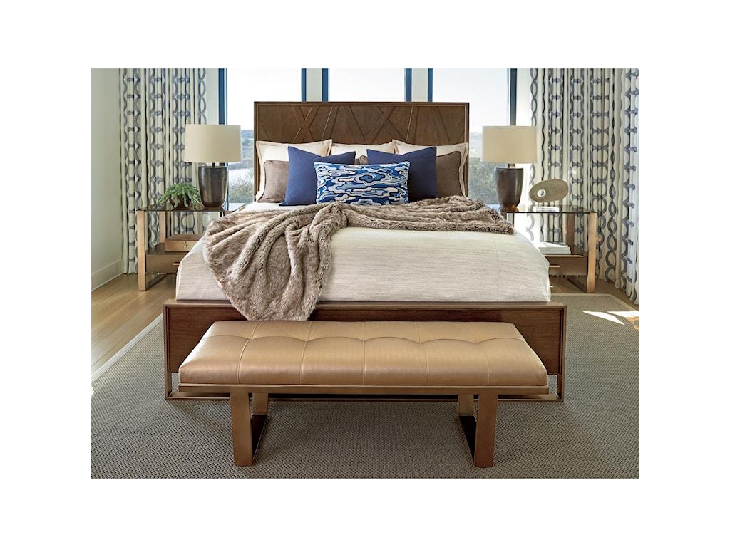 Lexington ZavalaKing Bedroom Group