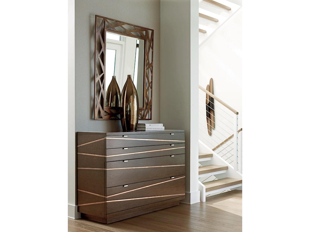 Lexington ZavalaArris Metal Mirror