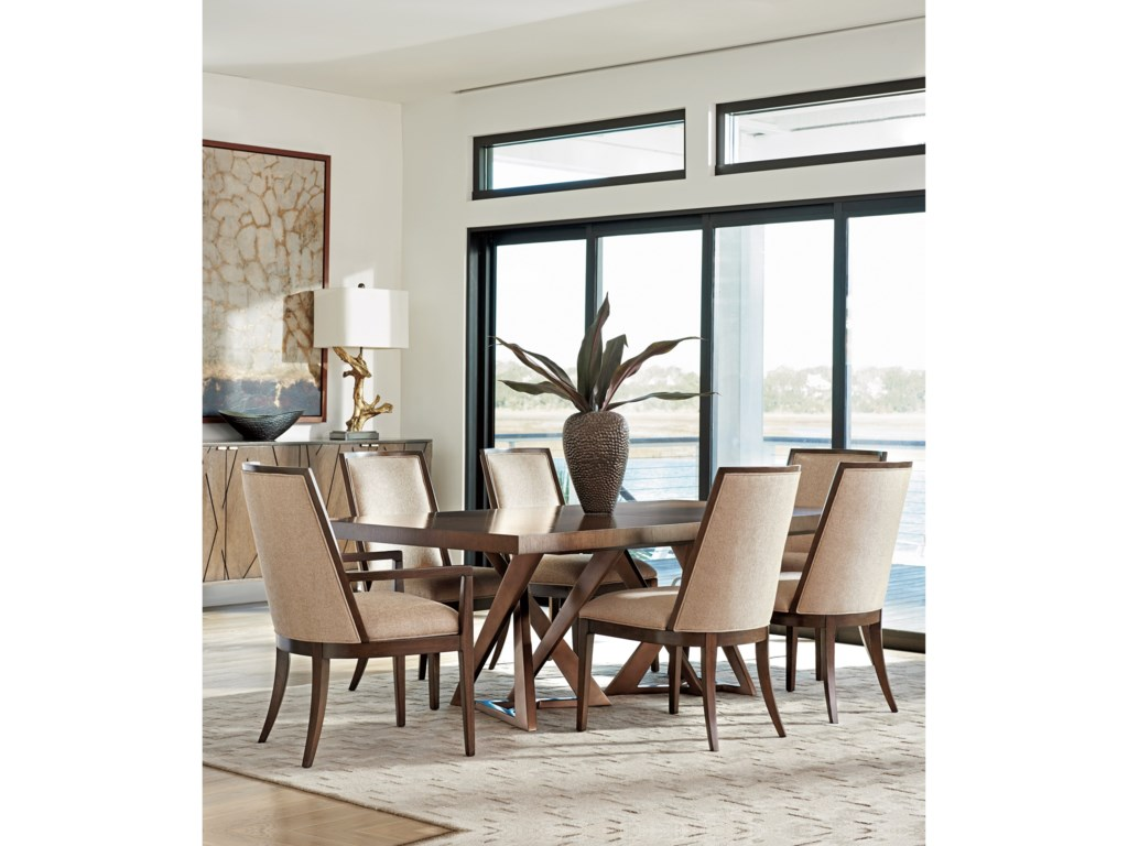 Lexington Zavala7 Pc Dining Set