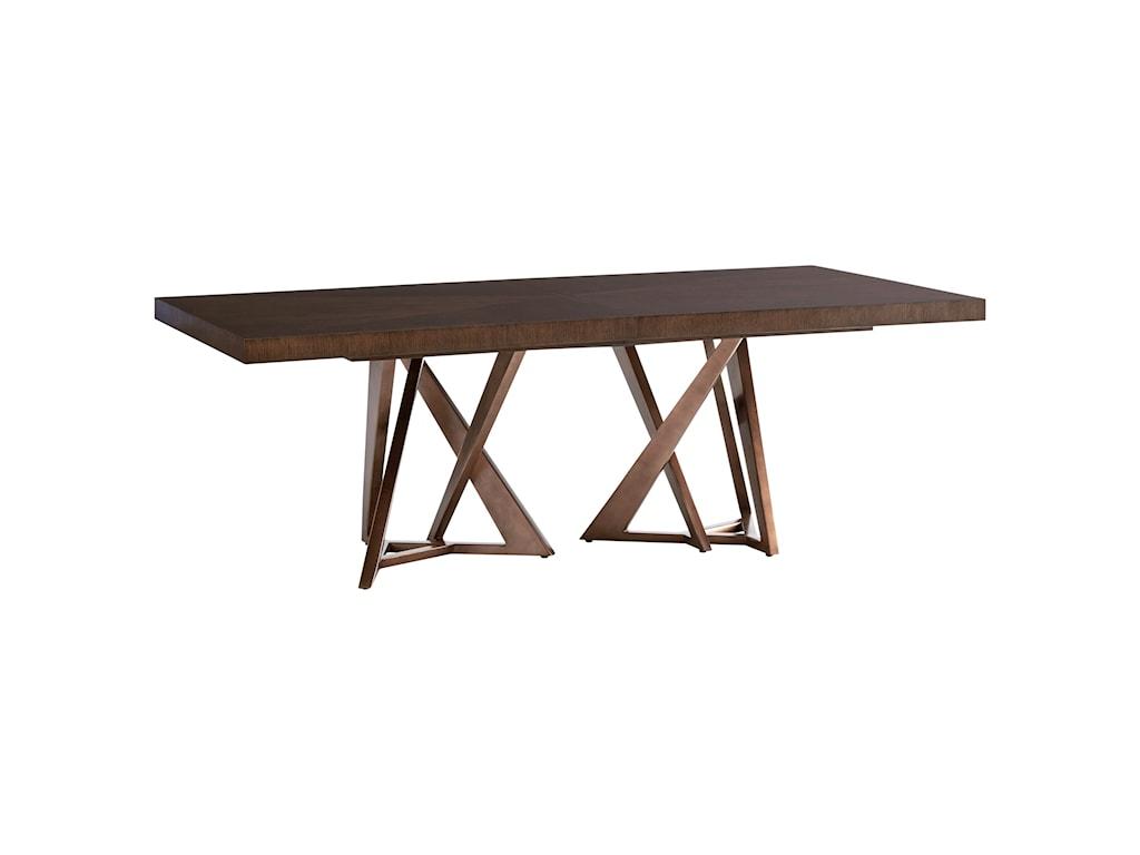 Lexington ZavalaLoggia Rectangular Dining Table