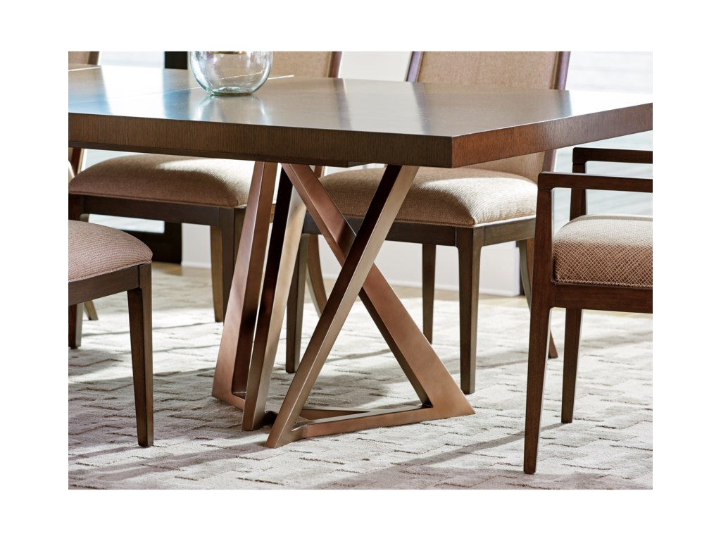 Lexington ZavalaLoggia Rectangular Dining Table