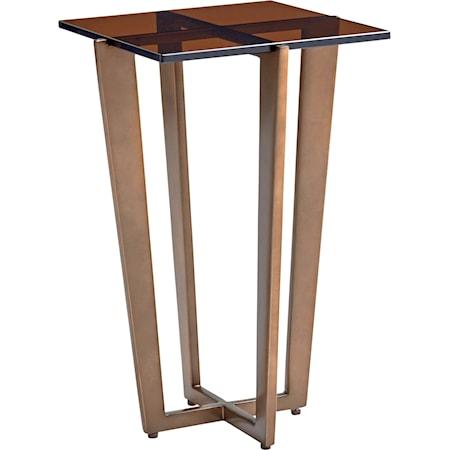 Vortex Chairside Table