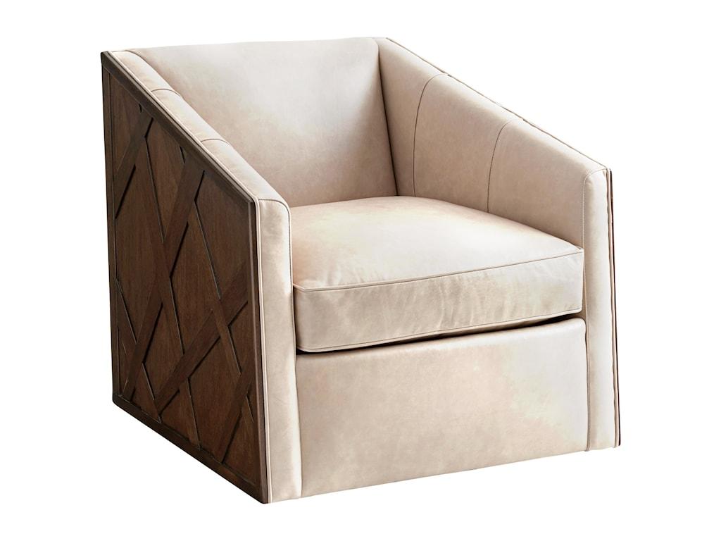 Lexington ZavalaSullivan Swivel Chair