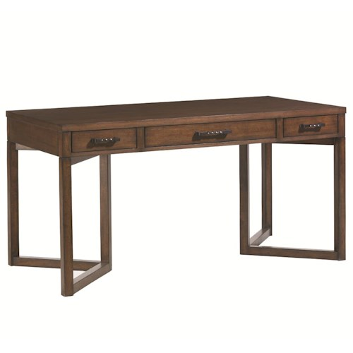 Lexington 11 South Three Drawer Journalist Writing Desk