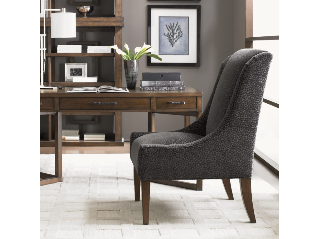 Shown with Mode Dining Chair and Two Synergy Stacking Hutches