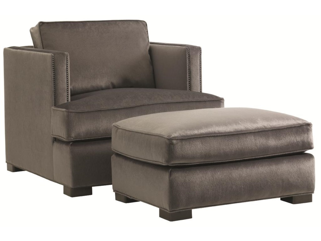 Shown with Fillmore Ottoman