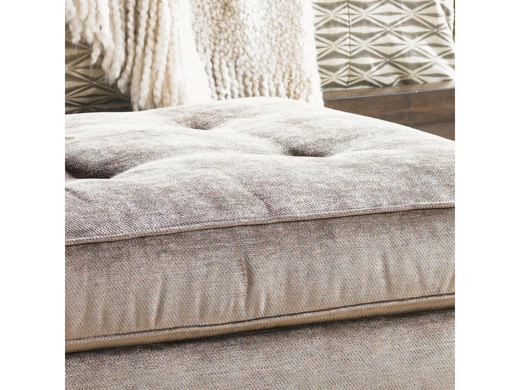 Tufted Button Cushions Reinforces the Traditional Influences of the Ottoman