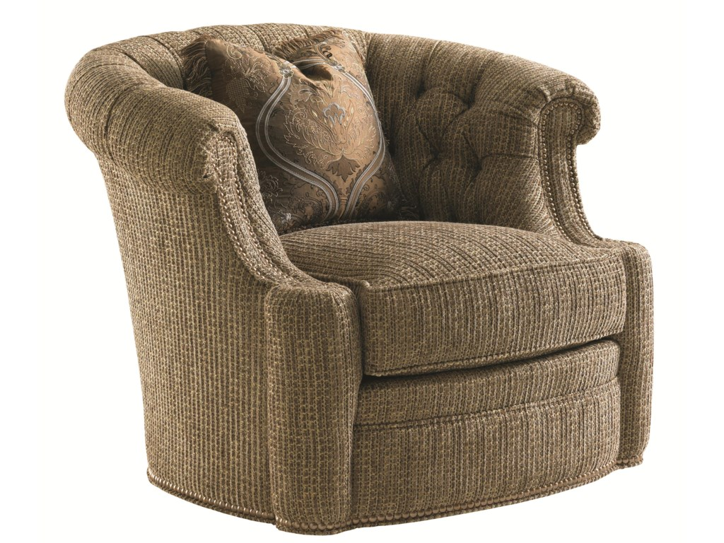 Lexington FlorentinoFeroni Swivel Chair