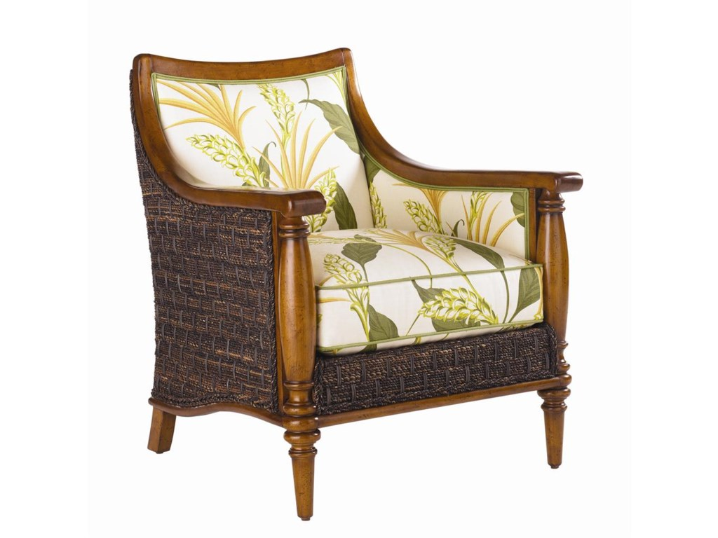 Tommy Bahama Home Island Estateagave Chair