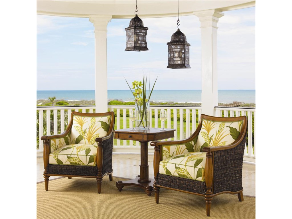 Shown with Cinnamon Cove Lamp Table