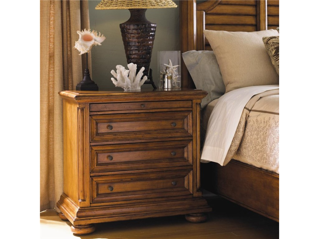 Tommy Bahama Home Island EstateMartinique Night Stand